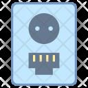 Powerline Port Plug Icon