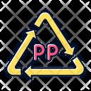 Pp Symbol Icon