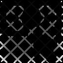 Ppc Cost Per Click Cpc Icon