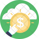 Ppc Cloud Service Icon