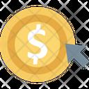 Ppc Pay Per Click Seo Icon