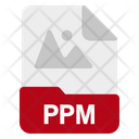 Ppm file Icon