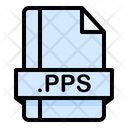 Pps File File Extension Icon