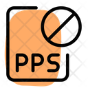 Pps File Banned Key Banned File Banned Icon