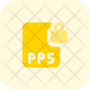 Pps File Lock Pps Lock Pps Icon