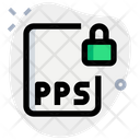 Pps File Lock Icon