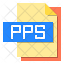 Pps File File Type Icon