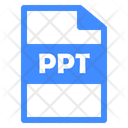 Ppt File Ppt File Icon