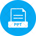 Ppt File Extension Icon