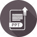 Ppt Extension File Icon