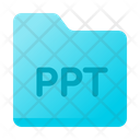 PPT Folder Icon