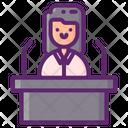 Pr Specialist Female Icon