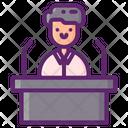 Pr Specialist Male Icon
