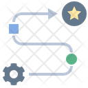 Practice Goal Strategy Icon