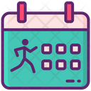 Practice Schedule Icon