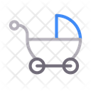 Pram Buggy Carriage Icon