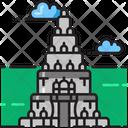Prambanan Temple Icon