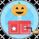 Prank Box Joke Item Fool Box Icon