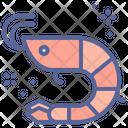 Lobster Shrimp Fish Icon