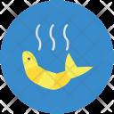 Prawn Cooking Sea Icon