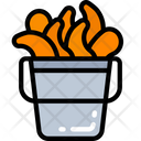 Prawn Popcorn Icon