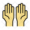Pray Praying Hand Icon
