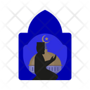 Ramadan Pray Islam Icon