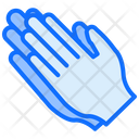 Pray Hand Icon