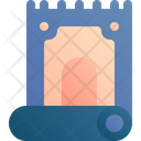 Rug Islamic Pray Icon