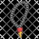 Prayer Beads Icon