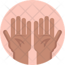 Ramadan Hands And Gestures Hand Icon