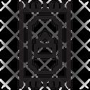 Prayer Mat Prayer Rug Pile Carpet Icon