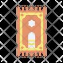 Prayer Mat Clothing Cloth Icon