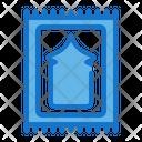 Prayer Rug Ramadan Rug Icon