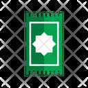 Sajadah Muslim Prayer Rugs Icon