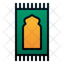 Prayer Rugs Mat Salat Icon