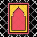 Prayermat Pray Mosque Icon