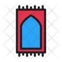 Praying Pad Mosque Icon