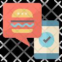 Pre-Order Food Icon