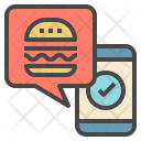 Order Food Mobile Icon