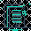 Precedence Icon