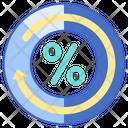 Precentage Icon
