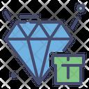 Precious Gift Jewelry Gifttt Diamond Jewelry Icon