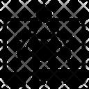 Exactness Precision Divider Icon