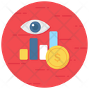 Analytics Financial Monitoring Business Monitoring Icon