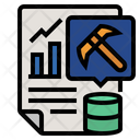 Predictive Analytics Data Mining Data Scientist Icon