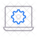Preference Laptop Setting Icon