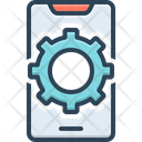 Preference Config Phone Icon