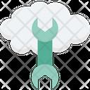 Preferences Cloud Settings Cloud Computing Icon