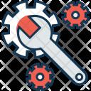 Preferences Settings Cogwheel Icon